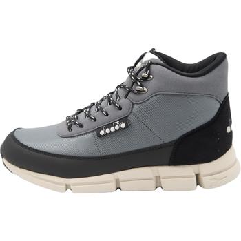 Cipők Férfi Magas szárú edzőcipők Diadora Cliff Szürke
