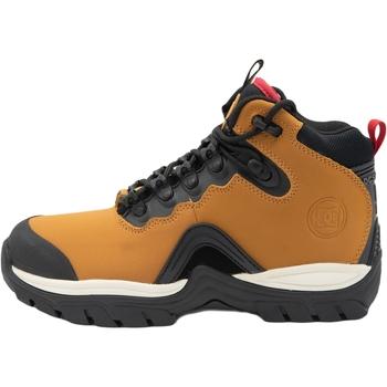 Cipők Férfi Csizmák DC Shoes Navigator Leather Lace Winter Barna