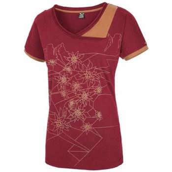 Ruhák Női Rövid ujjú pólók Salewa 251661651
