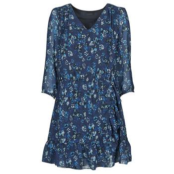Ruhák Női Rövid ruhák Ikks BS30055 Tengerész