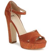 Cipők Női Szandálok / Saruk JFK  Narancssárga