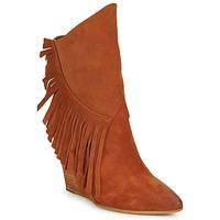 Shoes Női Bokacsizmák Strategia FRANGIO Barna