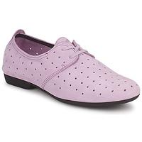 Shoes Női Oxford cipők Arcus PERATEN Levendula