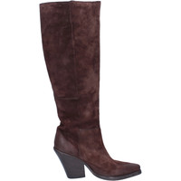 Cipők Női Csizmák Moma BJ638 Barna