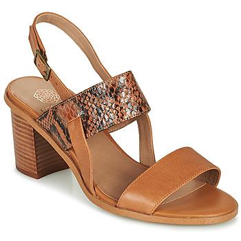 Cipők Női Szandálok / Saruk Karston LIMEY Teve