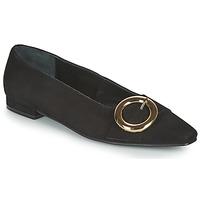 Cipők Női Balerina cipők  JB Martin SAVOIR Fekete