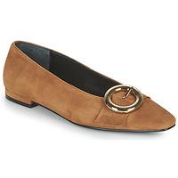 Cipők Női Balerina cipők  JB Martin SAVOIR Barna