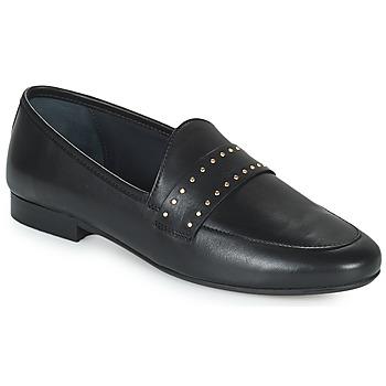 Cipők Női Mokkaszínek JB Martin FRANCHE ROCK Fekete