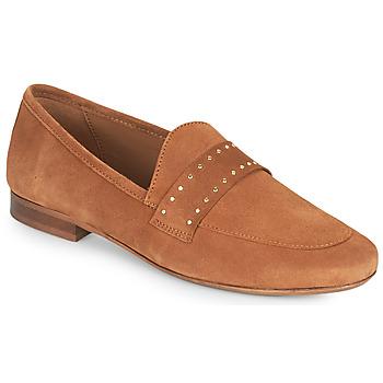Cipők Női Mokkaszínek JB Martin FRANCHE ROCK Barna