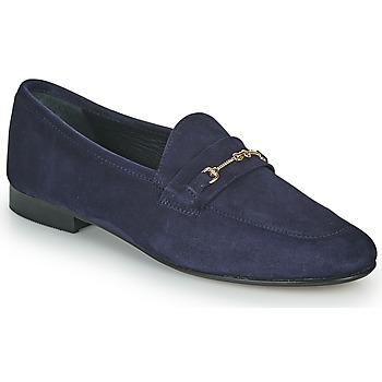 Cipők Női Mokkaszínek JB Martin FRANCHE Kék