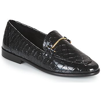 Cipők Női Mokkaszínek JB Martin CREATIVE Fekete