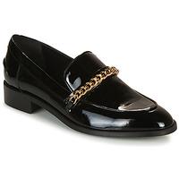 Cipők Női Mokkaszínek JB Martin ANGELIQUE Fekete