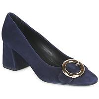 Cipők Női Félcipők JB Martin TENTATION Kék