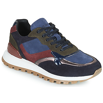 Cipők Női Rövid szárú edzőcipők JB Martin HUMBLE Kék