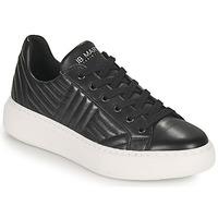 Cipők Női Rövid szárú edzőcipők JB Martin FIABLE Fekete