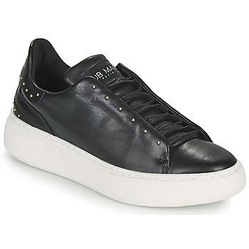 Cipők Női Rövid szárú edzőcipők JB Martin FIERE Fekete