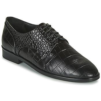 Cipők Női Oxford cipők JB Martin EPATANT Fekete