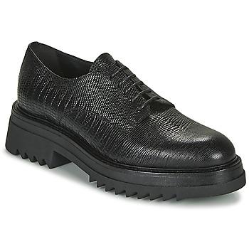 Cipők Női Rövid szárú edzőcipők JB Martin OMBRE Fekete
