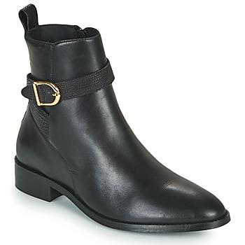 Cipők Női Csizmák JB Martin AGREABLE Fekete