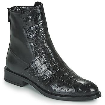 Cipők Női Csizmák JB Martin OLIVIA Fekete