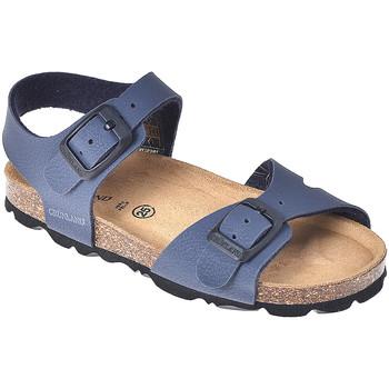 Cipők Gyerek Szandálok / Saruk Grunland SB0025 Kék
