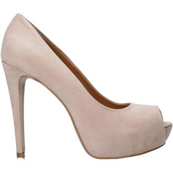 Cipők Női Félcipők Grace Shoes 725SI001 Rózsaszín