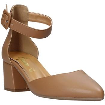 Cipők Női Félcipők Grace Shoes 774005 Barna