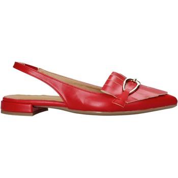 Cipők Női Balerina cipők  Grace Shoes 521T062 Piros