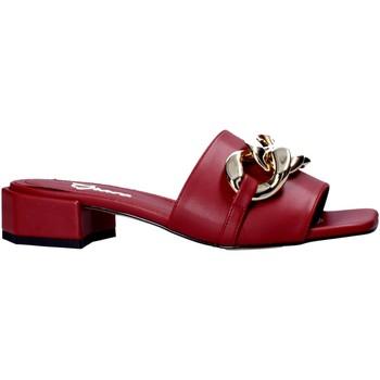 Cipők Női Papucsok Grace Shoes 971Y023 Piros
