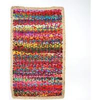 Otthon Szőnyegek Signes Grimalt Multi Juta Szőnyegek Multicolor