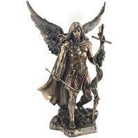 Otthon Szobrok, figurák Signes Grimalt Szent Gábriel Arkangyal Dorado