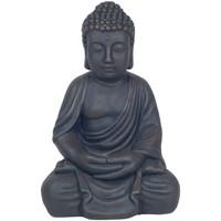 Otthon Szobrok, figurák Signes Grimalt Buddha Gris