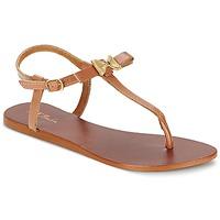 Shoes Női Szandálok / Saruk Betty London BASTINE Teve