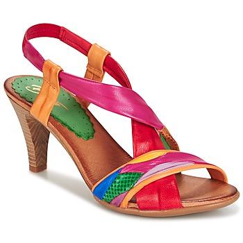 Cipők Női Szandálok / Saruk Betty London POULOI Sokszínű