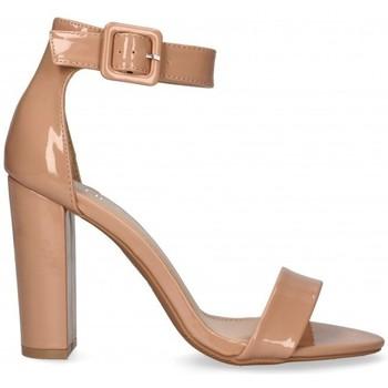 Cipők Női Szandálok / Saruk Etika 53405 Bézs