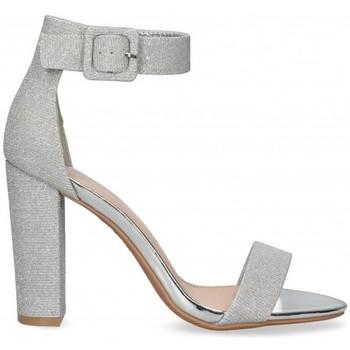 Cipők Női Szandálok / Saruk Etika 53404 Ezüst