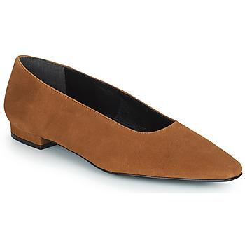 Cipők Női Balerina cipők  JB Martin SAGE Barna