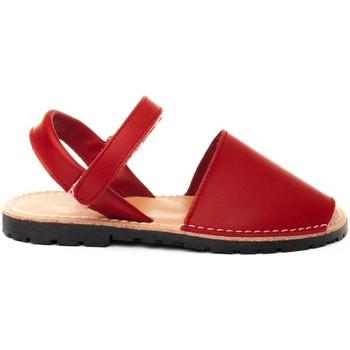Cipők Gyerek Szandálok / Saruk Purapiel 69725 RED