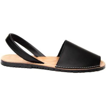Cipők Női Szandálok / Saruk Purapiel 69728 BLACK