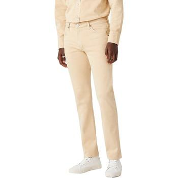 Ruhák Férfi Chino nadrágok / Carrot nadrágok Wrangler Pantalon  11mwz sable