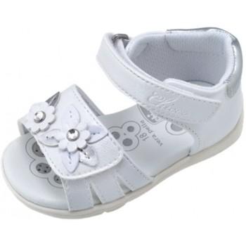 Cipők Lány Szandálok / Saruk Chicco 25196-15 Fehér