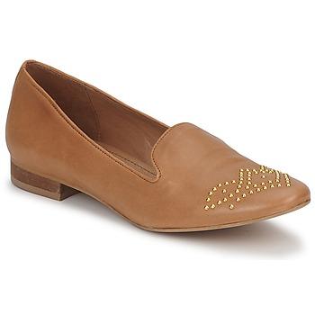 Cipők Női Mokkaszínek Betty London CHEFACHE Teve
