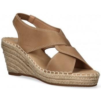 Cipők Női Szandálok / Saruk Etika 52479 Barna