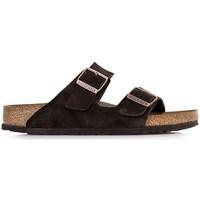 Cipők Férfi strandpapucsok Birkenstock Arizona Sfb Fekete
