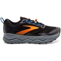 Cipők Férfi Rövid szárú edzőcipők Brooks Caldera 5 Fekete