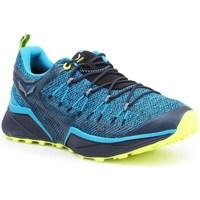 Cipők Férfi Rövid szárú edzőcipők Salewa MS Dropline Kék