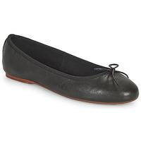 Cipők Női Balerina cipők  JB Martin ROMY Fekete