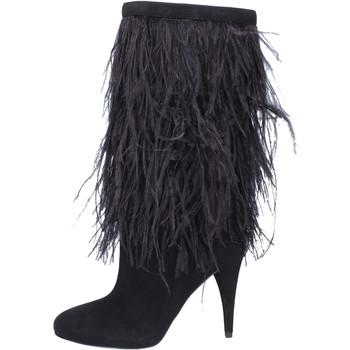 Cipők Női Városi csizmák MICHAEL Michael Kors BJ760 Fekete