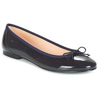 Cipők Női Balerina cipők / babák Betty London VROLA Tengerész