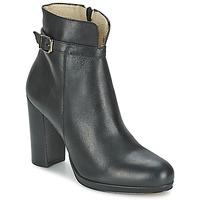 Cipők Női Bokacsizmák Betty London GRAZI Fekete